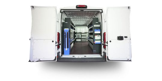 Allestimento per furgoni